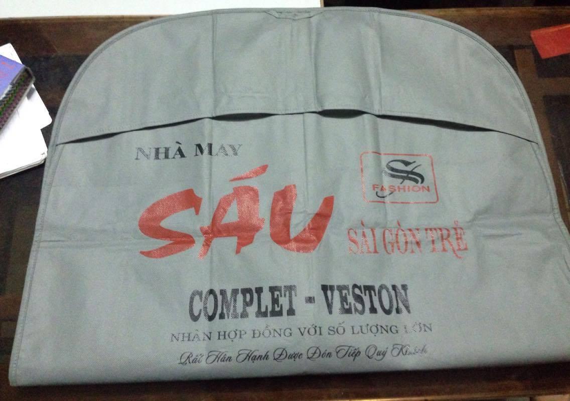 Sản xuất buôn bán túi đựng áo vest giá rẻ tại Hà Nội