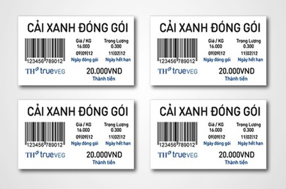Địa chỉ in tem decal mã vạch giá rẻ tại Hà Nội