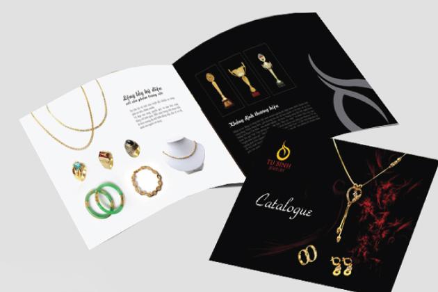 Giá thiết kế catalogue phụ thuộc vào những yếu tố nào?