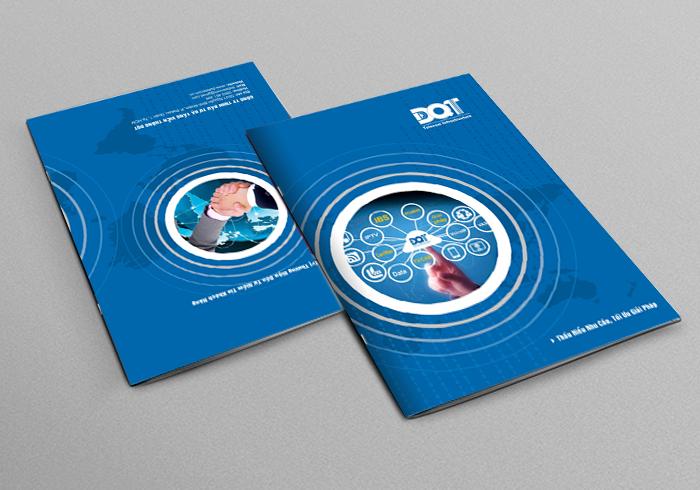 Thiết kế Catalogue giá rẻ tại Hà Nội