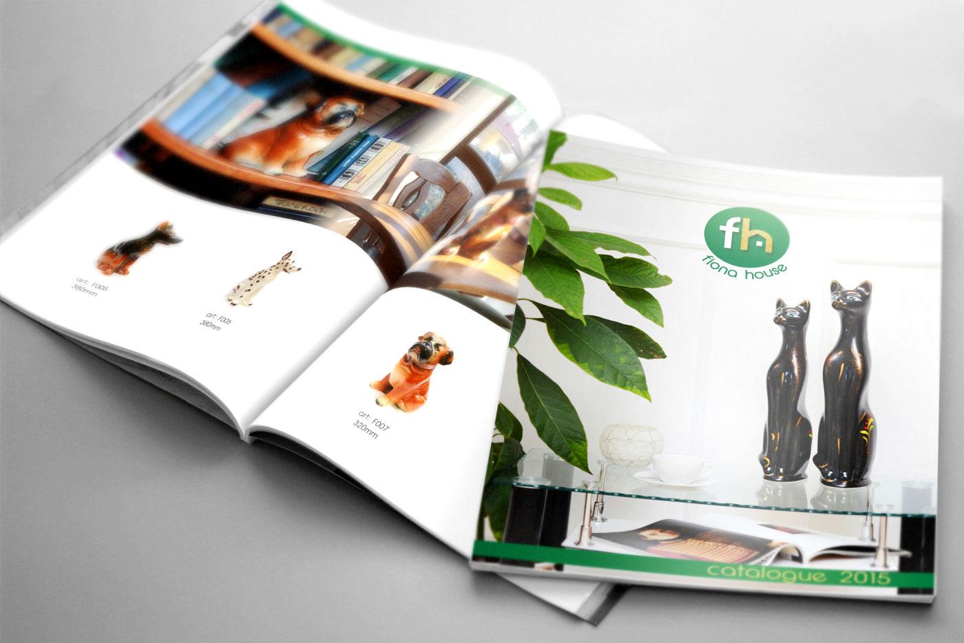 In catalogue chất lượng giá rẻ tại Hà Nội