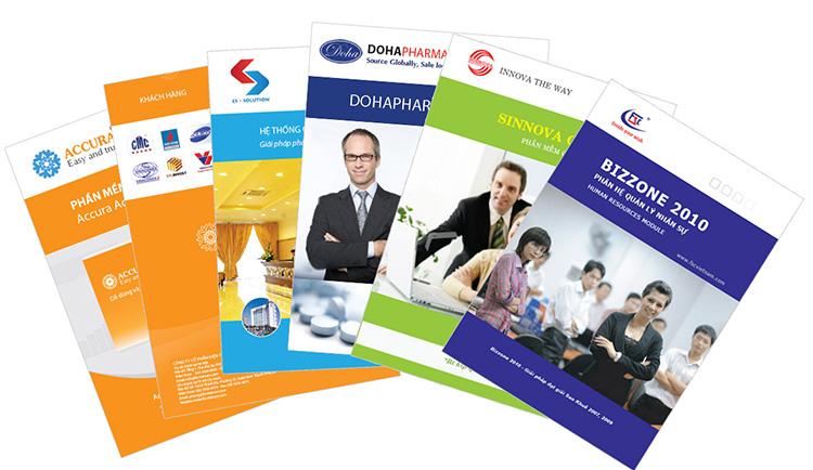 Lợi ích to lớn của các ấn phẩm in catalogue chuyên nghiệp
