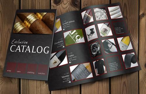 In catalogue đẹp ở Hà Nội chất lượng