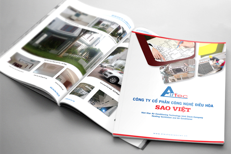 Chú ý khi chọn công ty thiết kế và in catalogue