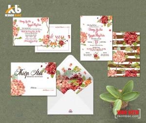 Thiệp cưới cao cấp - TCCC42