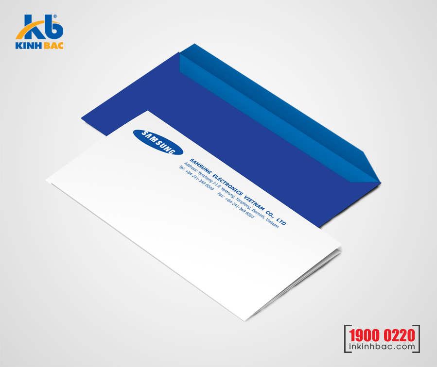 In phong bì thư - PBT01