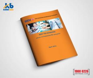 In catalogue A4 - 8 trang