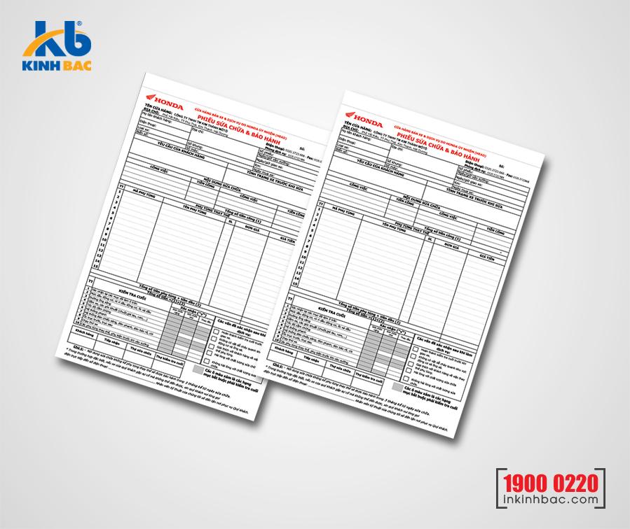 In hóa đơn - HDKB06