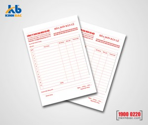 In hóa đơn - HDKB08