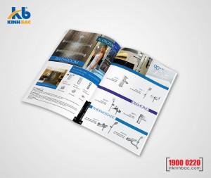 In catalogue A4 - 24 trang