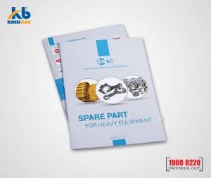 In catalogue A4 - 12 trang