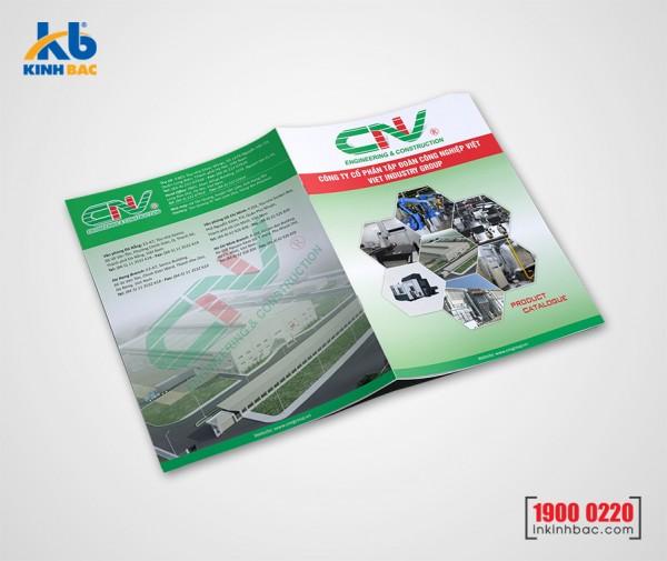 In catalogue A4 - 52 trang