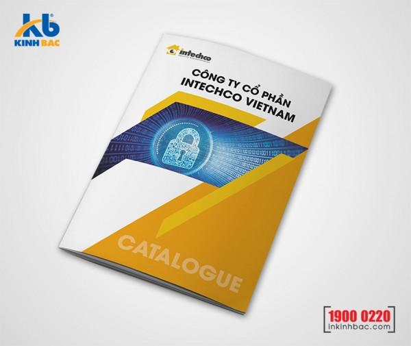 In catalogue A4 - 64 trang