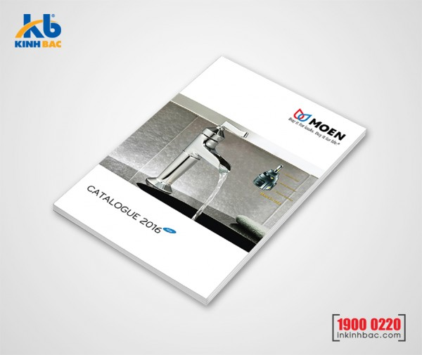 In catalogue A4 - 20 trang