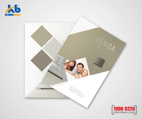 In catalogue A4 - 16 trang