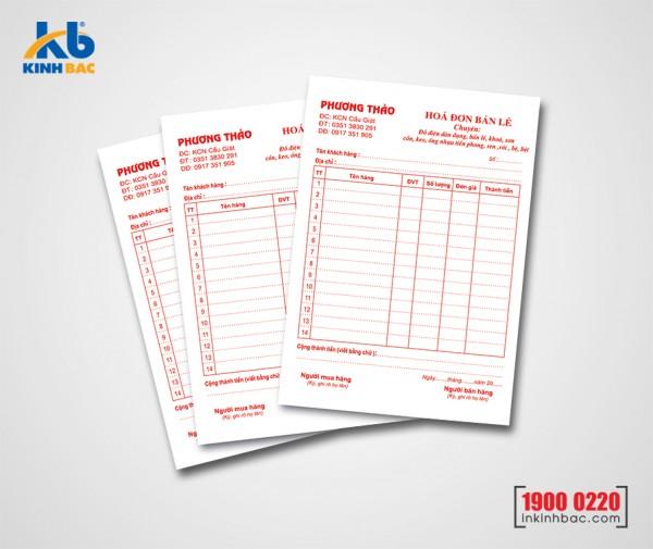 In hóa đơn - HDKB05