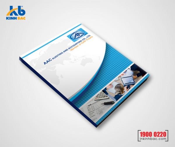 In hồ sơ năng lực A4 - 40 trang