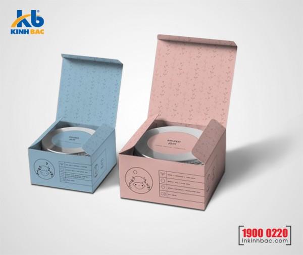 In hộp giấy - HGKB19