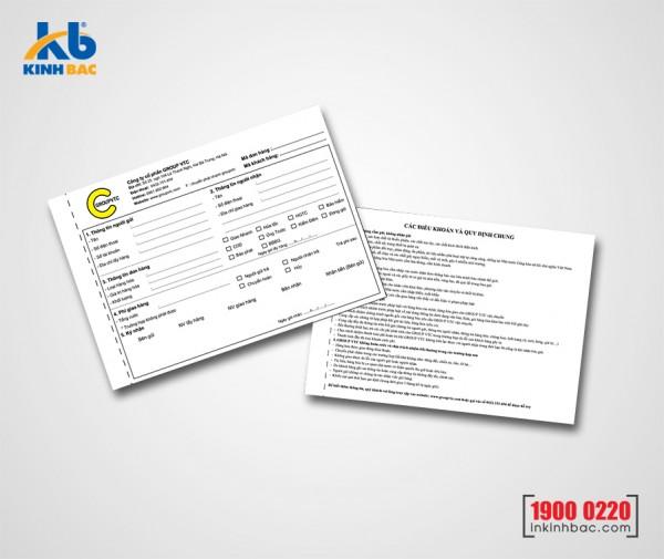 In hóa đơn - HDKB07