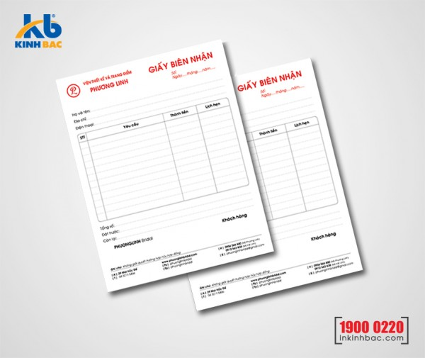 In hóa đơn - HDKB04