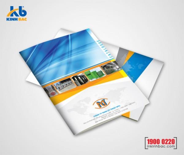 In catalogue A4 - 56 trang
