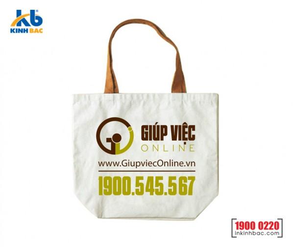 Túi vải không dệt chặt góc - TV09