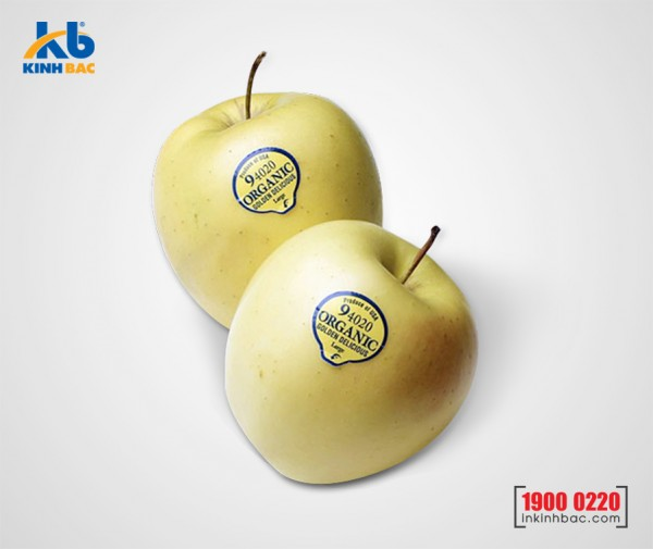 In tem dán hoa quả - DHQ08