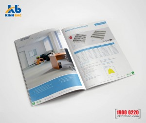 In catalogue A4 - 92 trang