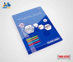 In catalogue A4 - 84 trang