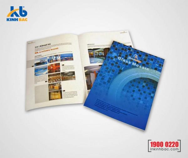 In catalogue A4 - 88 trang
