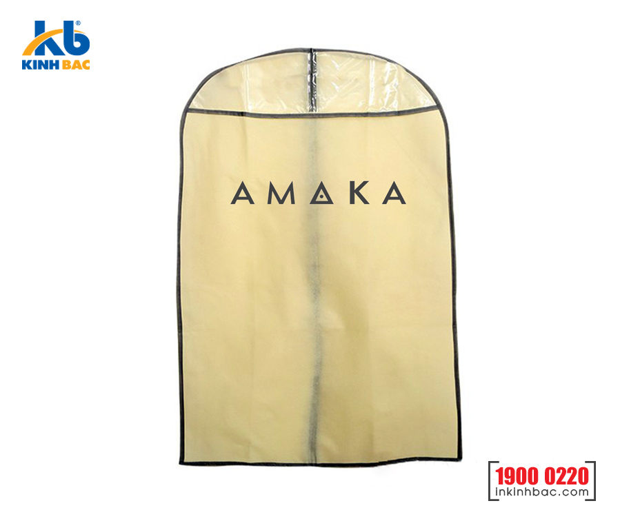 In túi đựng áo vest - TDKB08