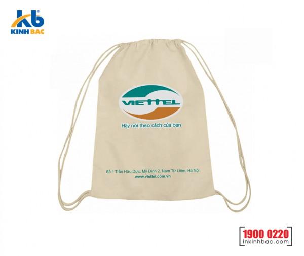 Túi vải không dệt dây rút - TVDR1