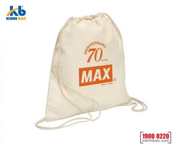 Túi vải không dệt dây rút - TVDR10