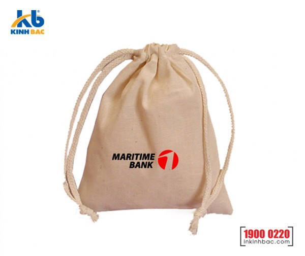 Túi vải không dệt dây rút - TVDR7