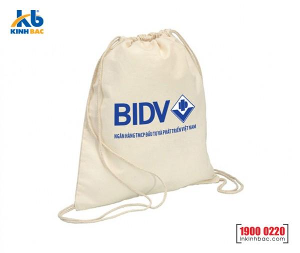 Túi vải không dệt dây rút - TVDR20