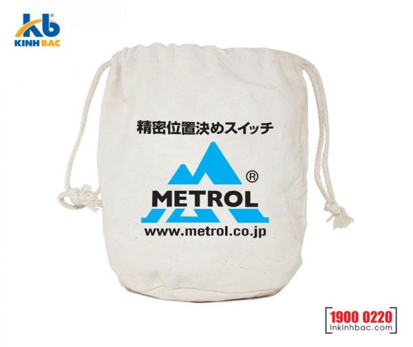 Túi vải không dệt dây rút - TVDR18