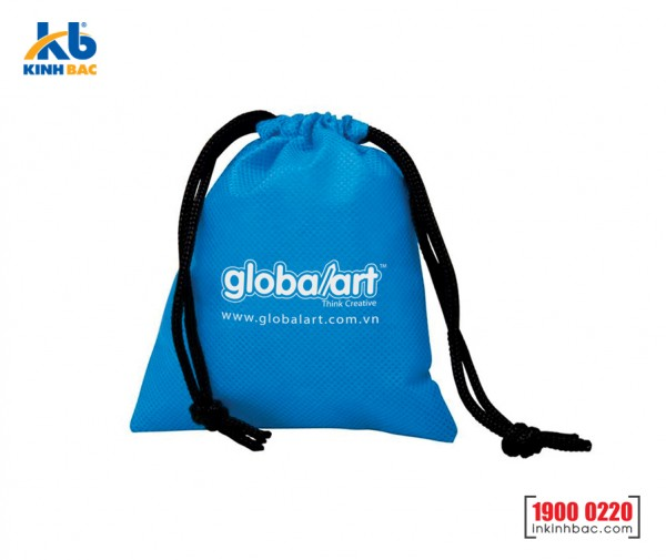 Túi vải không dệt dây rút - TVDR19