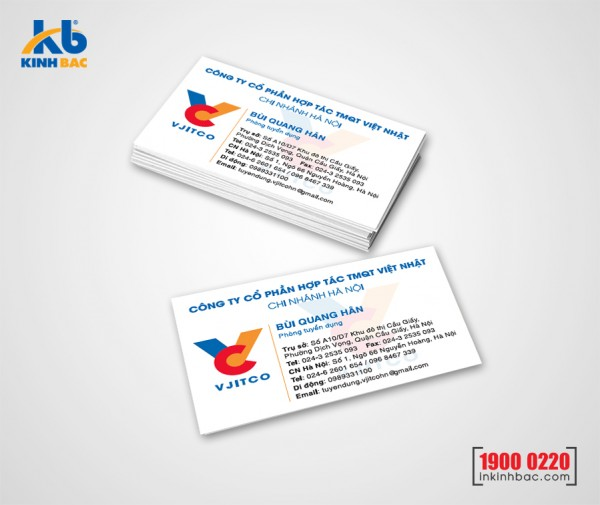 In danh thiếp, Name card - DTNC17