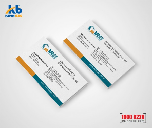 In danh thiếp, Name card - DTNC1