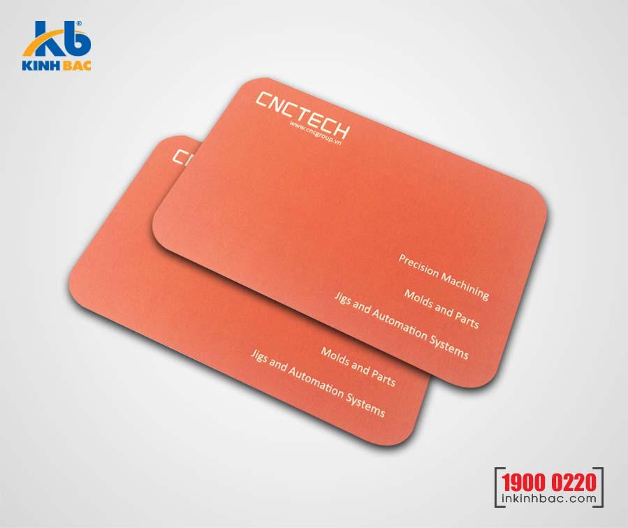 In danh thiếp, Name card - DTNC22