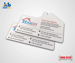 In danh thiếp, Name card - DTNC23