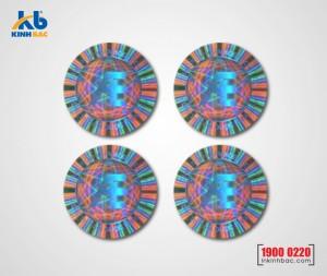 In tem 7 màu - BKB02